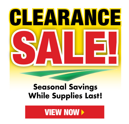 Seasonal Clearance